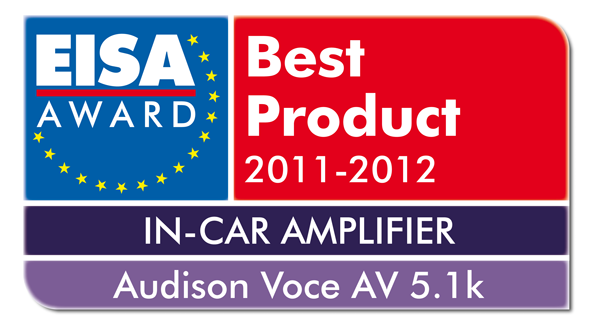 IN-CAR AMPLIFIER Audison Voce AV 5