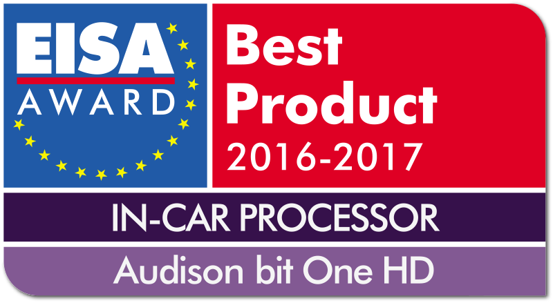 EISA AWARD 2016-2017 bit One HD